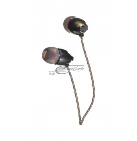 EARPHONE WITH MICROPHONE I-BOX Z2