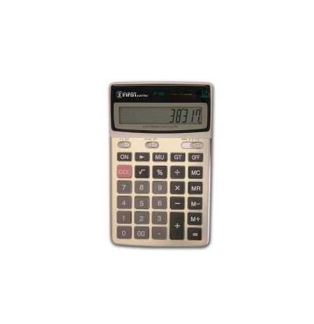 Kalkuliatorius FIRST 4612