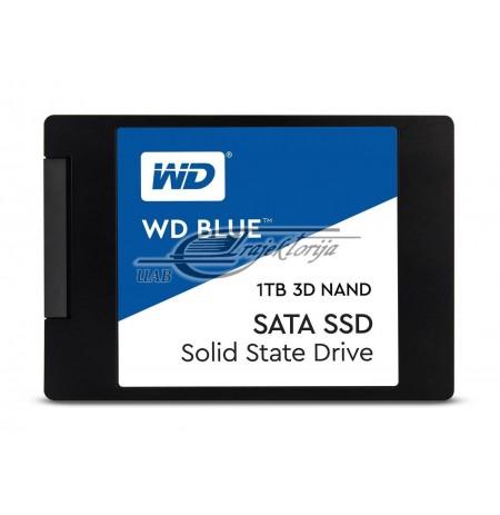 """SSD WD Blue 2.5"""" 1TB WDS100T2B0ASATA III 3D NAND"""