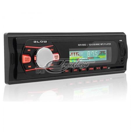 Automobilinis grotuvas BLOW AVH-8602 MP3/USB/SD/MMC