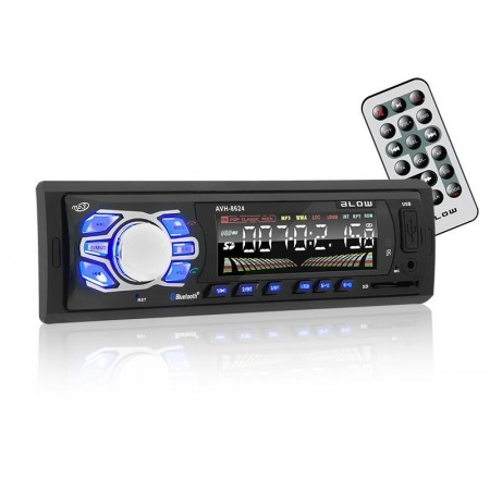 Automagnetola BLOW AVH-8624 MP3/USB/SD/MMC/BLUETOOTH + REMOTE