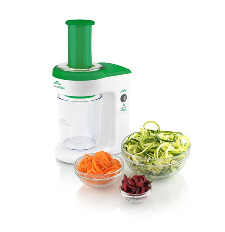 ETA Electrical spiralizer  SPIRO VITAL ETA009490000 White/ green, 80 W