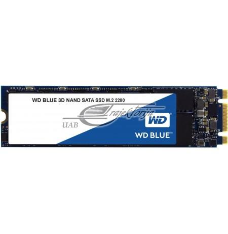 SSD WD Blue M.2 250GB WDS250G2B0BSATA III 3D NAND