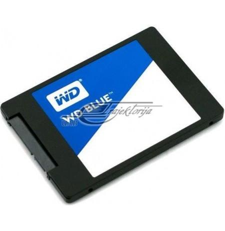 """SSD WD Blue 2.5"""" 500GB WDS250G2B0ASATA III 3D NAND"""