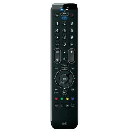 ONE For ALL 2, Universal TV Replacement Remote Essence 2