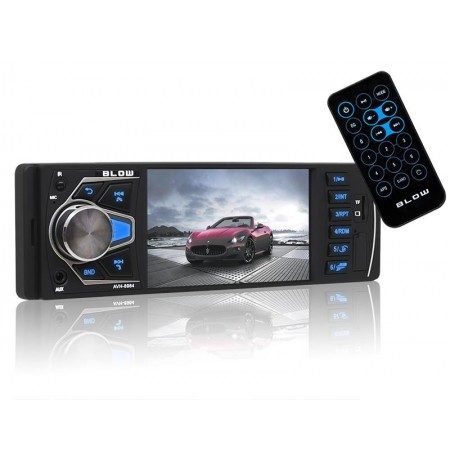 Automagnetola BLOW AVH-8984 MP5+REMOTE+BLUETOOTH