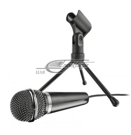 Mikrofonas Trust 21671 juodas
