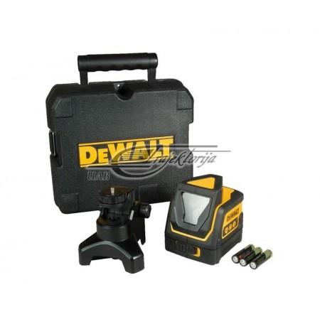 Lazeris nusistatantis DeWalt DW0811-XJ