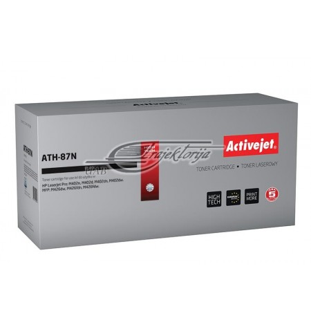 Activejet toneris HP 87A CF287A new ATH-87N