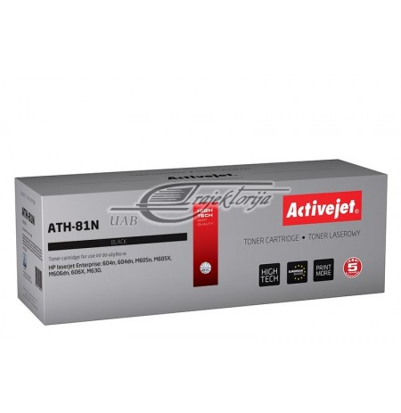Activejet toneris HP 81A CF281A new ATH-81N