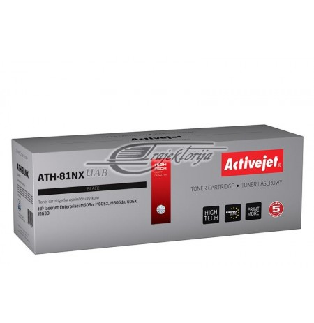 Activejet toneris HP 81X CF281X new ATH-81NX