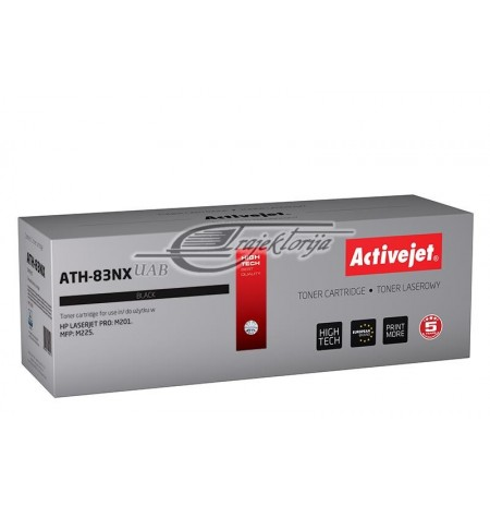 Activejet toneris HP 83X CF283X new ATH-83NX