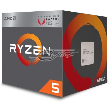 Processor AMD YD2600BBAFBOX ( Lack , AM4 , BOX )