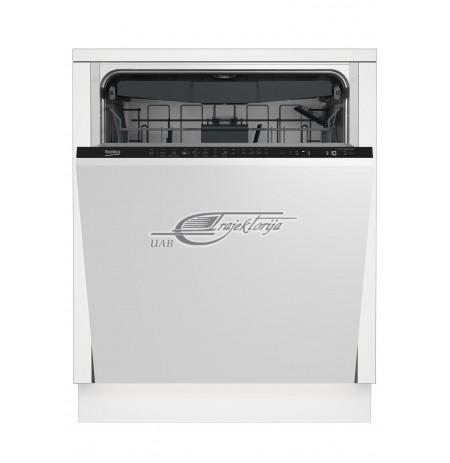 Dishwasher built-in Beko DIN28430 ( 59,8 cm , Internal , White )