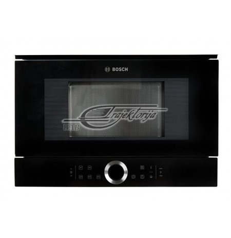 Cooker microwave BOSCH BFR634GB1 (900W, 21l, black color)