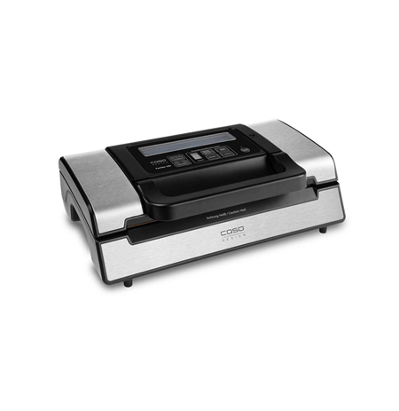 Caso Vacuum sealer FastVAC 500  Stainless steel/ black