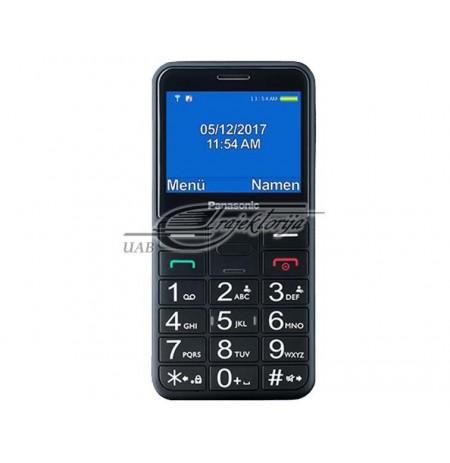 Mobilusis telefonas Panasonic KX-TU150EXB (juodas)