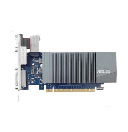 ASUS GeForce GT 710, 2 GB GDDR5 , DVI / HDMI , 64-bit