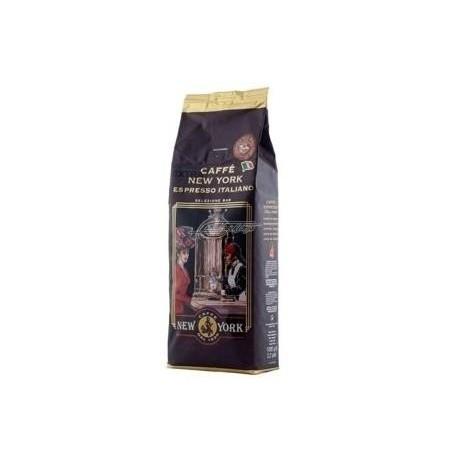 Kavos pupelės NEW YORK COFFEE 100% Arabica (8002436730003)