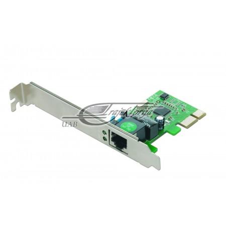 Network card GEMBIRD NIC-GX1 (Ethernet (LAN), 1x 10/100/1000Mbps)