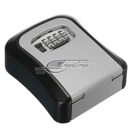 IBOX SAFE BOX SAFE BOX FOR KEYS IBOX ISNK-01
