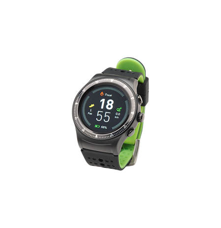 Bluetooth smartwatch with GPS function