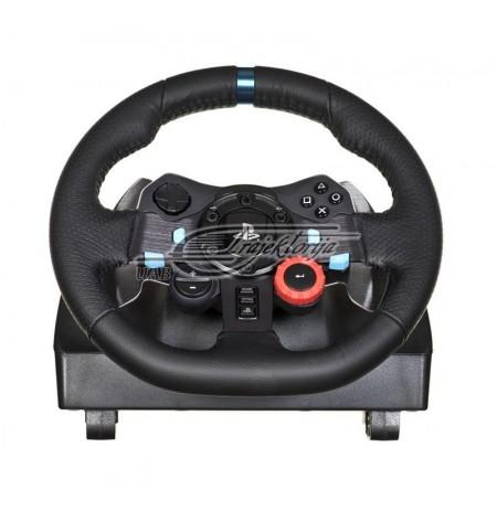 Steering wheel Logitech  941-000112 (PC, PS3, PS4)