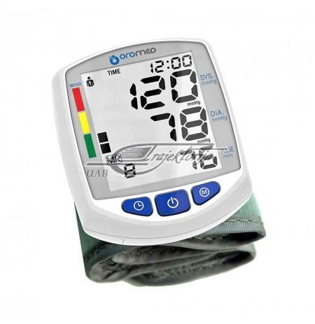 Pressure gauge Wrist blood pressure monitor HI-TECH MEDICAL ORO-SM2 COMFORT