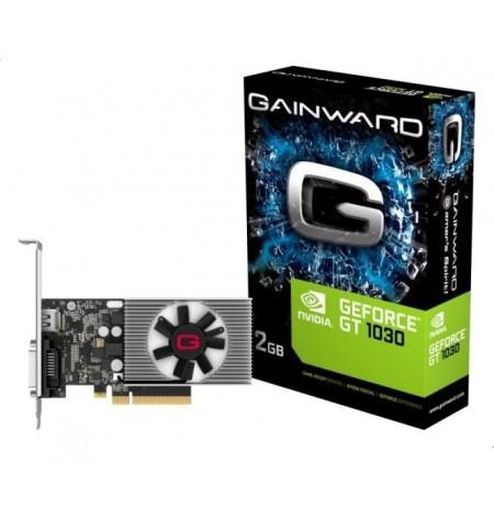 Gainward GeForce GT 1030, 2GB DDR4 (Bit), HDMI, DVI