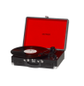 Denver USB turntable with PC recording software, black