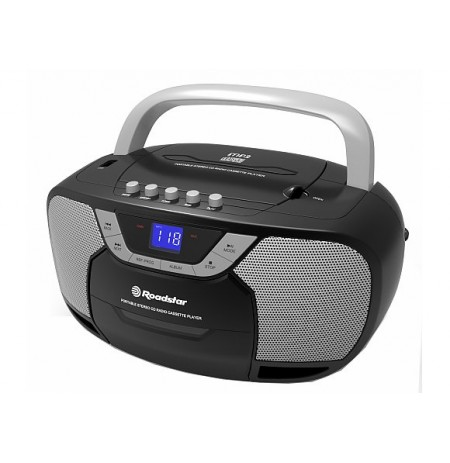 Magnetola.su CD/ USB kasete Roadstar RCR-4625U/BK