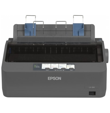 Epson LX-350 Dot matrix, Printer, Black