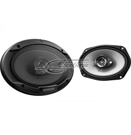 Car speakers 2.0 KENWOOD  KFC-S6966 (400 W, 222 mm)