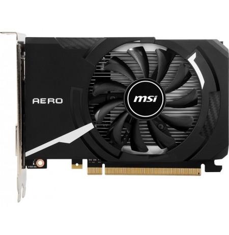 MSI GeForce GT 1030 AERO ITX 2GD4 OC, 2GB, /SL-DVI-D/HDMI/ATX/FAN
