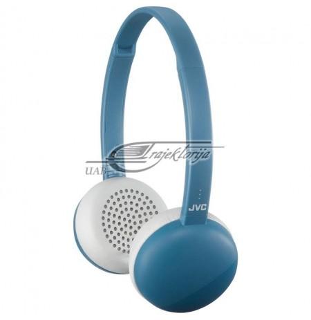 Ausinės bluetooth JVC HA-S20BT-A-E blue