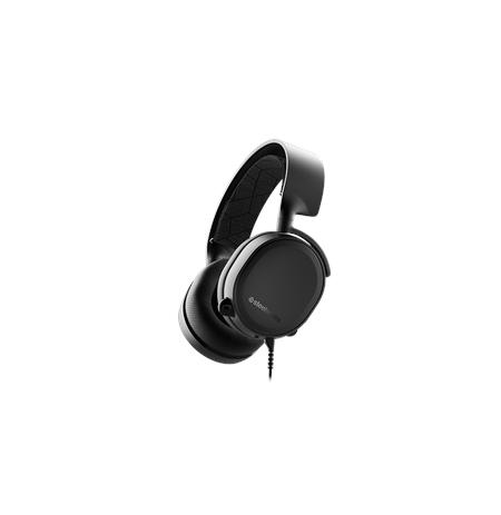 SteelSeries Gaming headset, Arctis 3 (2019 Edition), Black, Built-in microphone