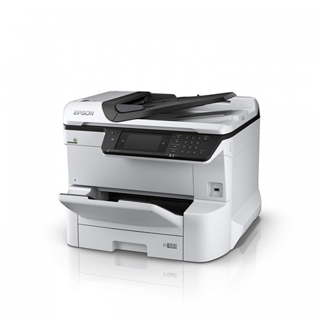 Epson Multifunctional printer WF-C8610DWF Colour, Inkjet, All-in-One, A4, Wi-Fi, Grey/Black
