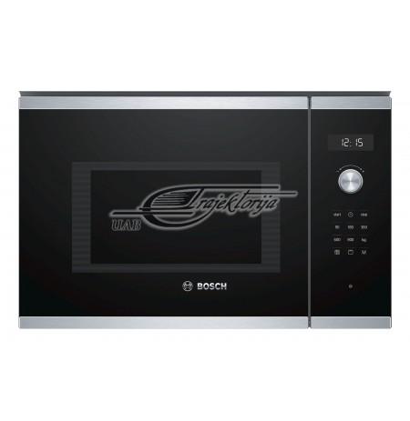 Microwave oven BOSCH  BEL554MS0 (900 W, 25 litres, black color)