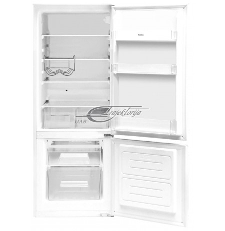 Fridge Amica BK2265.4 ( 540 mm x 1440 mm x 540 mm , 162 l , Class A+ , white color )