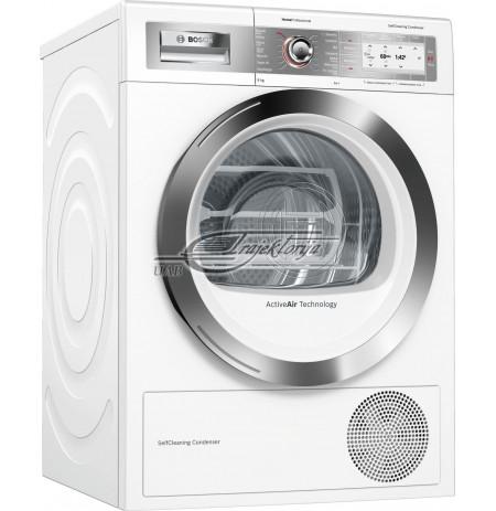 Laundry drying rack BOSCH  WTY87783PL (9 kg, 599 mm)