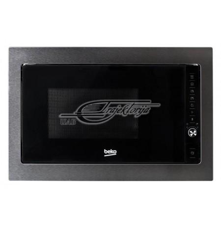 Microwave oven Beko  MGB 25332 BG (900 W, black color)