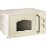 Gorenje Microwave oven with grill MO4250CLI Free standing, 20 L, Grill, Mechanic, 700 W, Ivory, Defrost function