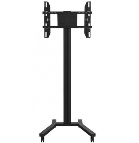 MB DISPLAY STAND 180 SINGLE BLACK