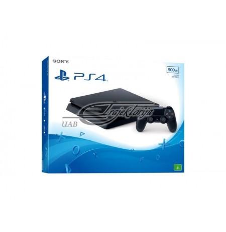 Playstation 4 console Sony PS4 500 GB SLIM  (HDD 500 GB)