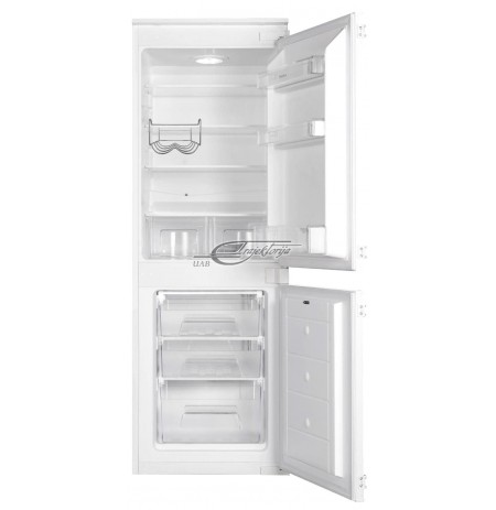 Fridge   Amica  BK2665.4 (540 mm x 1570 mm x 540 mm, 148l, Class A+, white color)