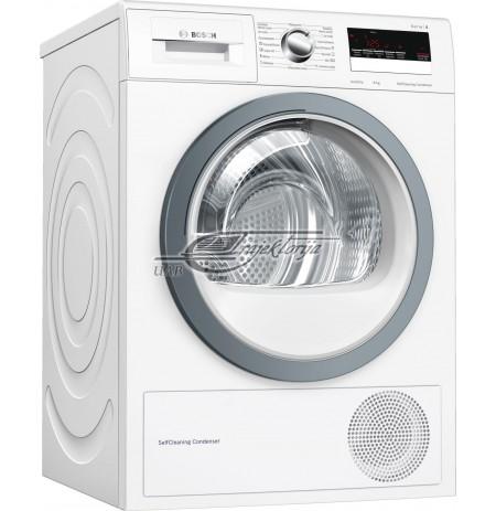 Dryer    BOSCH  WTM8528KPL (8 kg, 599 mm)