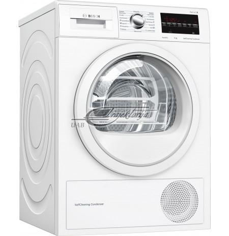 Dryer    BOSCH  WTW8546KPL (9 kg, 599 mm)
