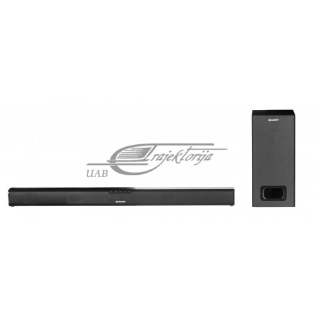 Soundbar SHARP HT-SBW110 (120W 2.0 SLIM BT)