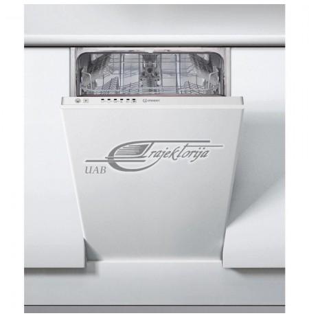 Dishwasher   Indesit  DSIE 2B10 (44,8 cm, Internal)