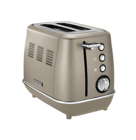 Morphy richards Toaster 224403 Platinum, Stainless steel, 900 W, Number of slots 2, Number of power levels 7,